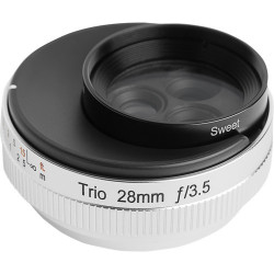 Lens Lensbaby Trio 28mm f / 2.8 for Sony E-Mount