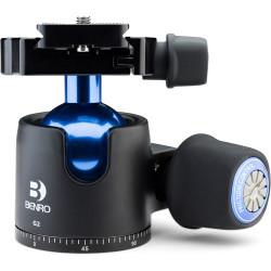 глава за статив Benro G2 Low-Profile Triple Action Ball Head