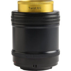 Lens Lensbaby Twist 60mm f / 2.5 for Sony E-Mount