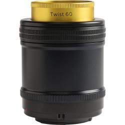 Lensbaby Twist 60mm f/2.5 за Sony E-Mount