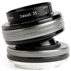 обектив Lensbaby Composer Pro II Sweet 35mm f/2.5 OPTIC за Sony E-Mount