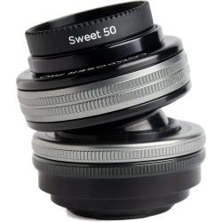 Lensbaby Composer Pro II with Sweet 50mm f / 2.5 OPTIC for Sony E-Mount