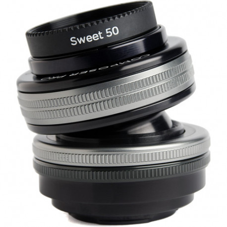 Lensbaby Composer Pro II with Sweet 50mm f/2.5 OPTIC за Sony E-Mount