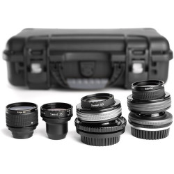 обектив Lensbaby Movie Maker's Kit II - PL-Mount