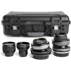 Lens Lensbaby Movie Maker's Kit II - PL-Mount