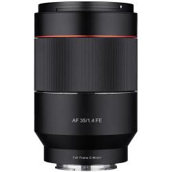 обектив Samyang AF 35mm f/1.4 FE за Sony E