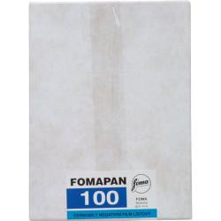 """фото филм Foma Fomapan 100 / 13х18 см (5""""X7"""") / 50 бр."""
