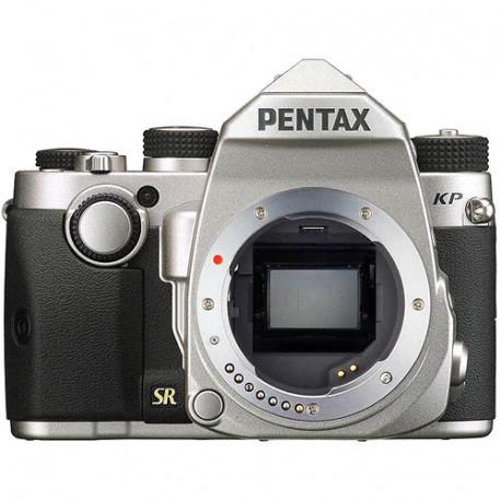Pentax KP (сребрист)