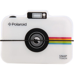 Polaroid 2x3 in (5x7.6 cm) Snap Themed Mini Album (White)