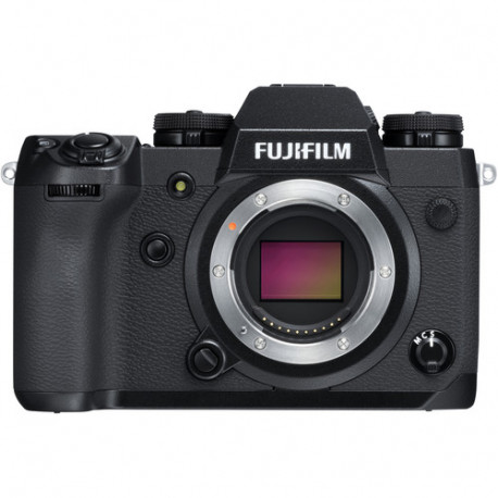 фотоапарат Fujifilm X-H1 (черен) + обектив Fujifilm Fujinon XF 56mm f/1.2 R