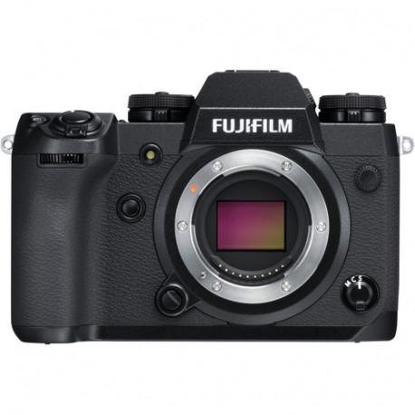 фотоапарат Fujifilm X-H1 (черен) + обектив Zeiss 12mm f/2.8 - FujiFilm X