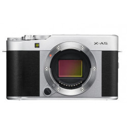 Fujifilm X-A5 (сребрист)