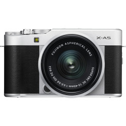 FUJIFILM X-A5 SILVER+15-45MM KIT