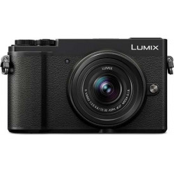 Camera Panasonic Lumix GX9 + Lens Panasonic 12-32mm f/3.5-5.6 + Lens Panasonic LUMIX G 25mm f/1.7 (ч) + Battery Panasonic Lumix DMW-BLG10 Li-Ion Battery Pack