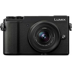 фотоапарат Panasonic Lumix GX9 + обектив Panasonic 12-32mm f/3.5-5.6 + батерия Panasonic Lumix DMW-BLG10 Li-Ion Battery Pack
