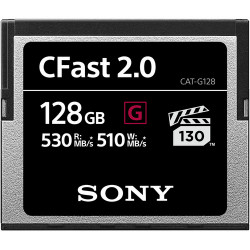 Memory card Sony CFast 2.0 128 GB CAT-G128