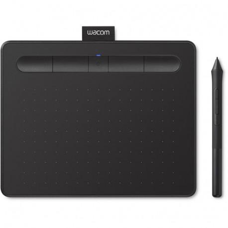 Wacom Intuos S Bluetooth (черен)