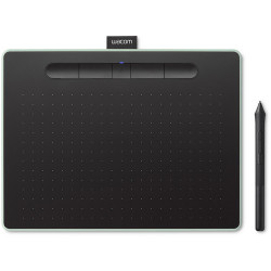 Intuos M Bluetooth (зелен)