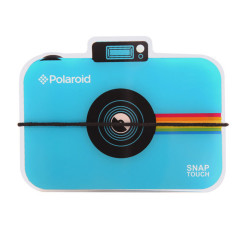 Album Polaroid 2х3 in (5х7,6 см) Snap Themed мини албум (син)
