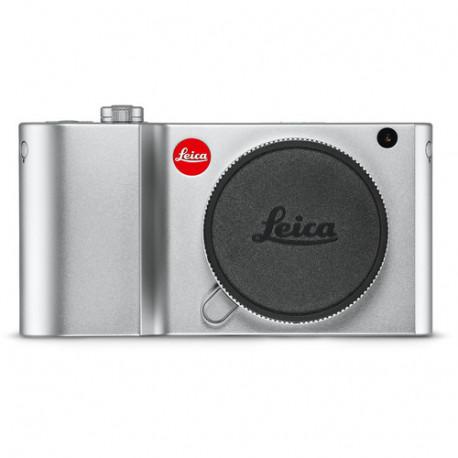 фотоапарат Leica TL2 (сребрист) + обектив Leica Summicron-T 23mm f/2 ASPH.
