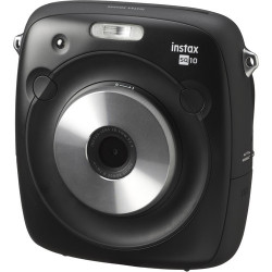 Instax Square SQ10 моментална камера (черен)