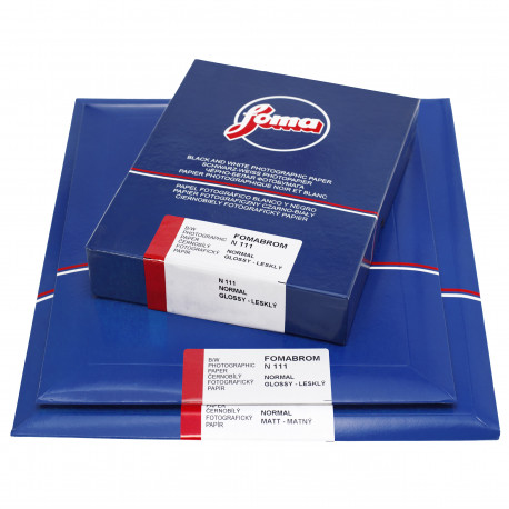 Foma Fomabrom N 111 Natural Gloss photo paper 13x18 / 100 l.