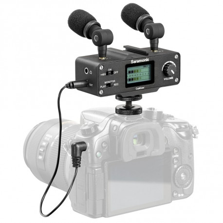 Saramonic Camixer мини аудио смесител