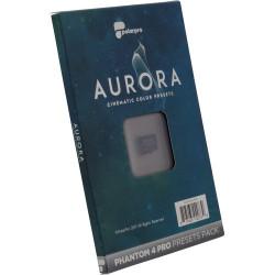 Aurora Cinema Color Presets for Phantom 4 Pro/Advanced