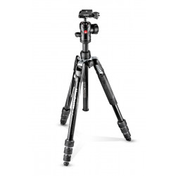 Tripod Manfrotto Befree Advanced Tripod with Collets (Black)