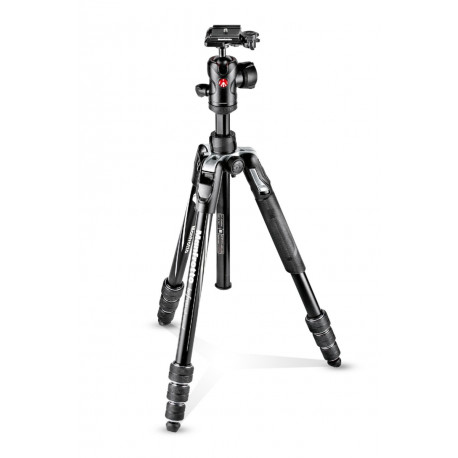 Manfrotto Befree Advanced Tripod with Collets (Black)