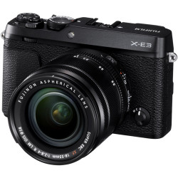 FUJIFILM X-E3 BLACK+15-45MM KIT