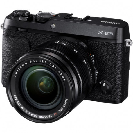 Camera Fujifilm X-E3 + Lens Fujifilm Fujinon XC 15-45mm f / 3.5-5.6 OIS PZ