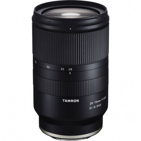 Tamron 28-75mm f / 2.8 DI III RXD for Sony E-Mount