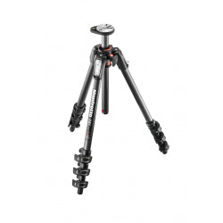 статив Manfrotto 190CXPRO4 карбонова 4-секционна основа