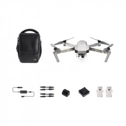 дрон DJI Mavic Pro Platinum Fly More Combo
