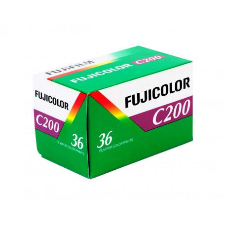 Fujifilm Fujicolor C200/135-36