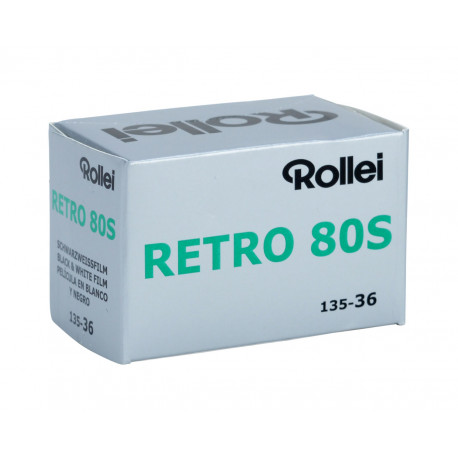 Rollei RETRO 80S/135-36
