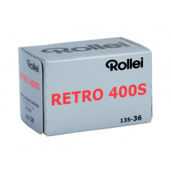 фото филм Rollei Retro 400S/135-36