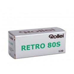 Film Rollei Retro 80S/120
