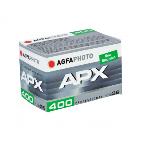 AGFA APX 400/135-36