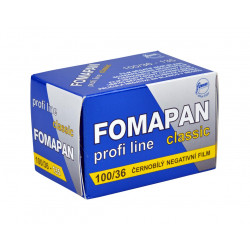 фото филм Foma Fomapan 100/135-36 Classic
