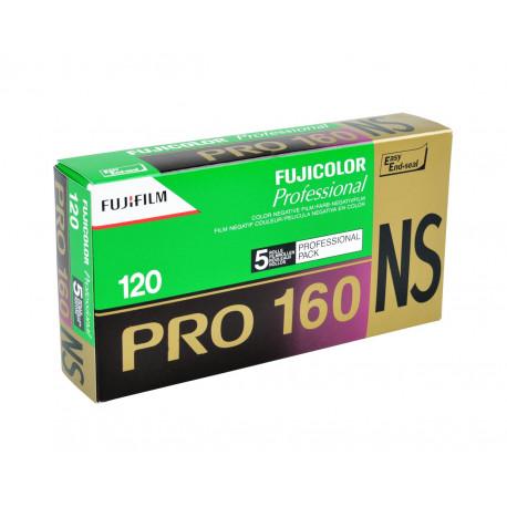 Fujifilm Pro 160NS/120
