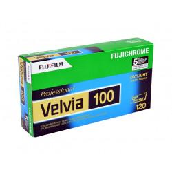 Fujifilm Velvia 100F/120
