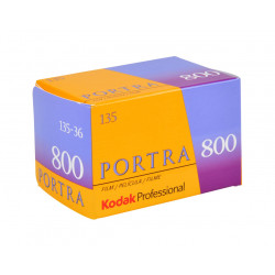 Film Kodak Professional Portra 800 (35mm, 36 poses)