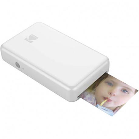 Kodak Mini 2 Instant Photo Printer (White)
