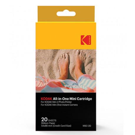 Kodak All in One Mini Cartridge (20 бр.)