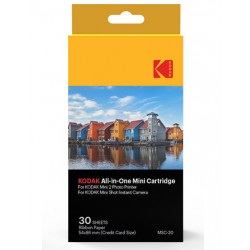 фото филм Kodak All in One Mini Cartridge (30 бр.)