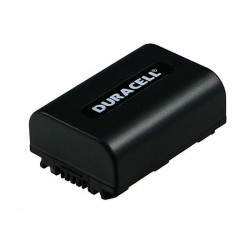 Battery Duracell DR9700A equivalent to SONY NP-FH30 / 40/50