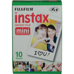 Film Fujifilm Instax Mini ISO 800 Instant Film 10 pcs.