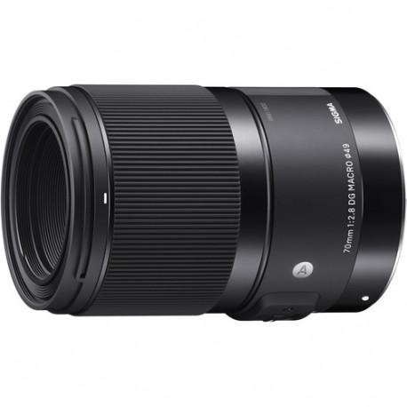 Sigma 70mm f/2.8 DG Macro Art за Canon